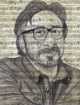 Marc Maron (Musical Note) by NINTR