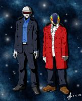 Daft Punk by Catrin47