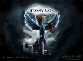 BronyCon 2013 in Baltimare by SouthParkTaoist