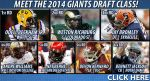 Giants 2014 draft class by saveferris2