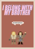 I belong with my brother by haleyhss