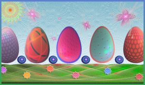 Easter Parade by Astrantia01