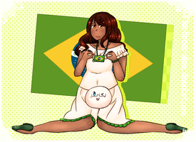 CE: Brazil by inahorange
