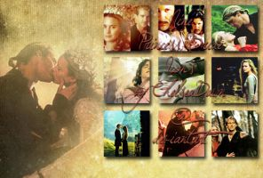 Princess Bride Icon Set by ChelseaDawn