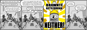 Episode028 - BRAWNTE Gets Drunk, NEITHER! by Taijj