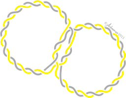 Double ring knot by adoomer