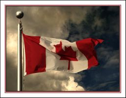Canada Day by Violet-Kleinert