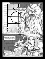 The Magician: page 003 by Kizziesama