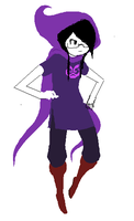 Homestuck OC: Echo Creed (The Thief Of Rage) by AnimePanther921