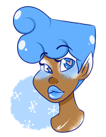 Snow Witch by SpaceyJessi