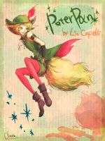 Lio's Peter by chacckco