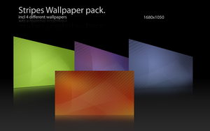 Stripes WP pack by invaderjohn