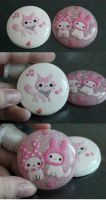 Cuteness sinked into resin by Charly-chan