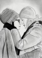 You Came Back (Orphan Black Drawing) by julesrizz