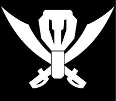 Gokaiger Symbol - R by Alpha-Vector