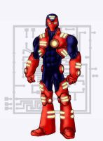 Ironman Redux by payno0