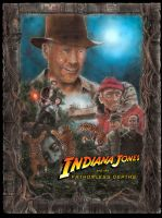 Indiana Jones and the Fathomless Depths by Nickatnite