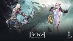 TERA High Elf wallpaper by rendermax