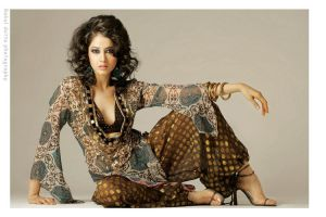 Indian Beauty...Neha Ahuja 6 by indianartsupporter