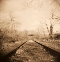 Railroad's End by DarkroomMonkey