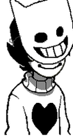 Zacharie talksprite by jakesicle