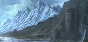 Dwarven Hold by jbconcept