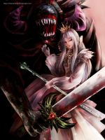 The White Queen by NilaNandita