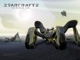 STARCRAFT 2 art-fiction by ULTRAZEALOt