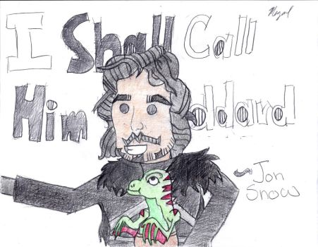 Jon, I Shall Call him Eddard, Colored by Tyrion-Little-Lion