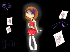 I cant draw by Z0anna