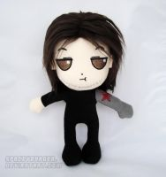The Winter Soldier by PlanetPlush