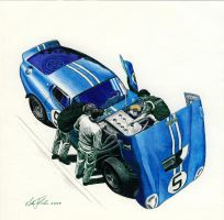 Shelby cobra daytona by klem