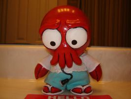 Dr. Zoidberg by SweetTeaLovr