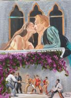 Romeo and Juliet by CharlieJacksonPaine3