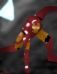 Iron Man by Bloodfire09