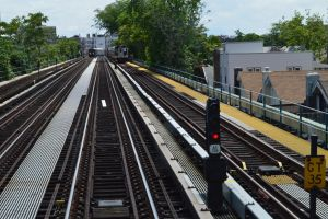 Waiting For The Line To Clear by Brooklyn47