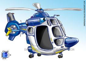 HELICOPTERO / HELICOPTER - COLORS by Emerson-Fialho