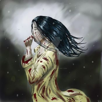 Bloody Dream by TheseOpenWounds