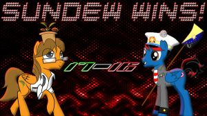 Pony Kombat New Blood 3 Round 2, Battle 7 Result by Macgrubor