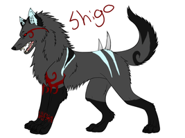 Shigo by DappleFeather