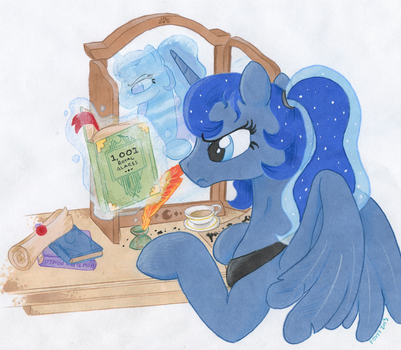 'Did I Miss Anything?' by TwilightFlopple