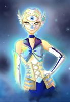 Sailor Yarashiel by surlaluna by EMReven