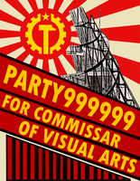 Election Poster by Party9999999