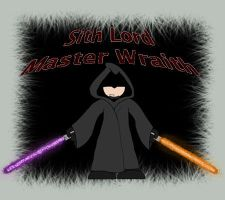 Sith Lord Me by MasterWraith