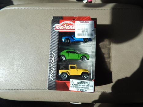 New Diecast Haul- March 30, 2017 by TheImperialChrysler
