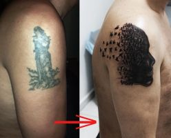 cover up by tattoozone