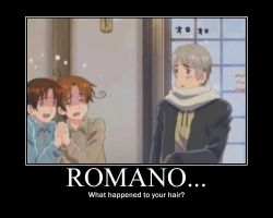 Romano's hair... by Me-is-totaly-awesome