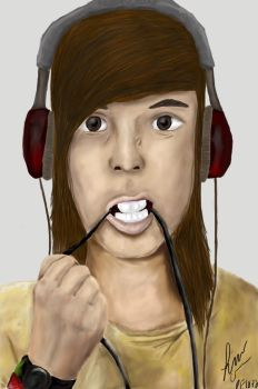 Vic Fuentes by ParamoreFreak1878