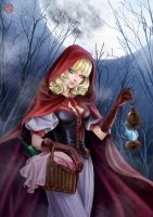 Red Riding Hood by starkey01