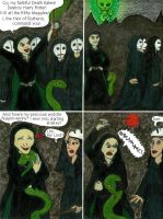Voldemort's Secret Weakness by katiescarlet